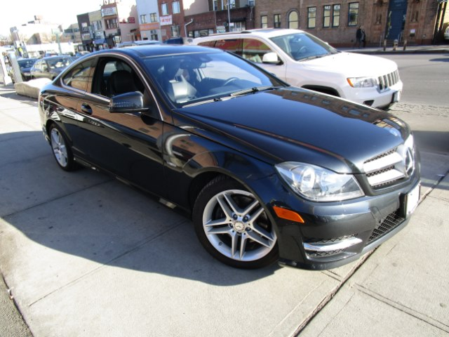 2012 MERCEDES C-Class 2dr Cpe C350 4MATIC Hi folks thank you for taking the time out of your busy