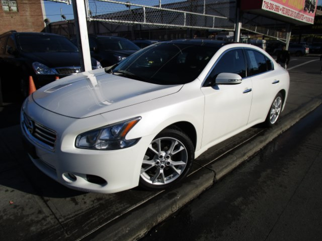 2013 Nissan Maxima 4dr Sdn 35 S Hi folks thank you for taking the time out of your busy day and l