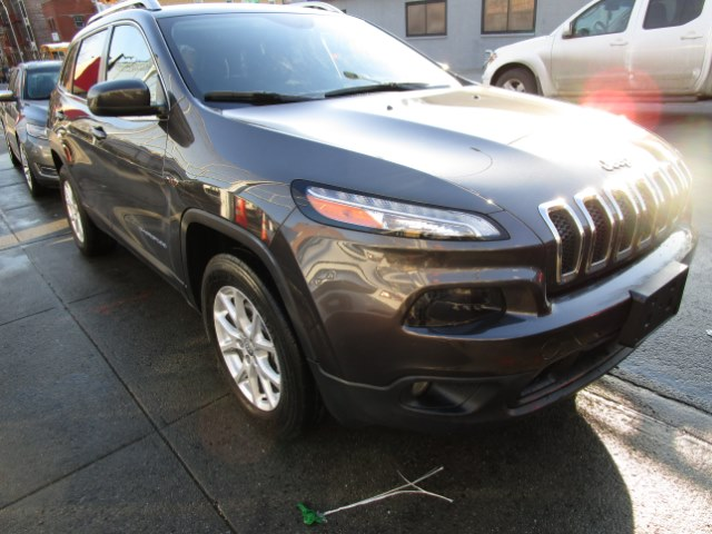 2014 Jeep Cherokee 4WD 4dr Latitude Hi folks thank you for taking the time out of your busy day an