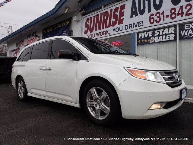 2012 Honda Odyssey 5dr Touring Elite Sunrise Auto Outlet  is the car shopping destination for Long
