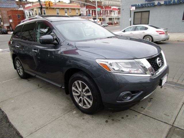 2013 Nissan Pathfinder 4WD 4dr SV Hi folks thank you for taking the time out of your busy day and