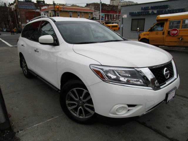 2013 Nissan Pathfinder 4WD 4dr S Hi folks thank you for taking the time out of your busy day and l