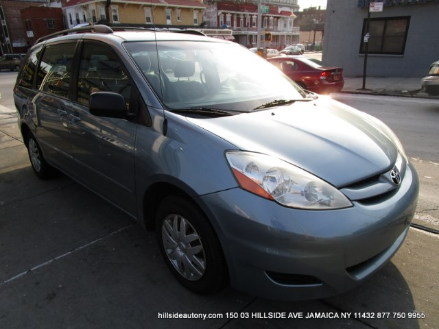 2006 Toyota Sienna 5dr CE FWD 7-Passenger Natl Hi folks thank you for taking the time out of you