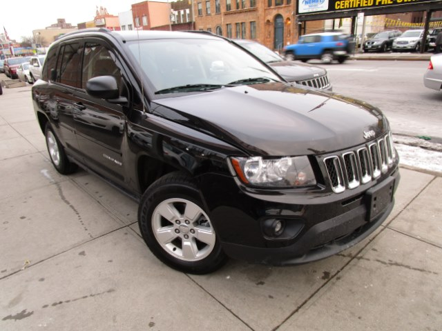 2014 Jeep Compass FWD 4dr Sport Hi folks thank you for taking the time out of your busy day and lo