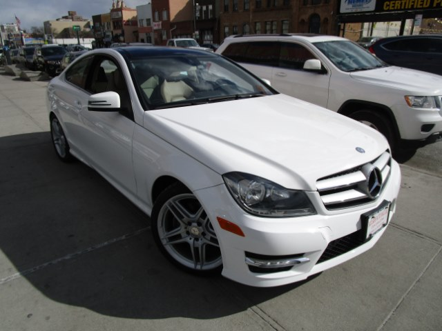 2013 MERCEDES C-Class 2dr Cpe C350 4MATIC Hi folks thank you for taking the time out of your busy