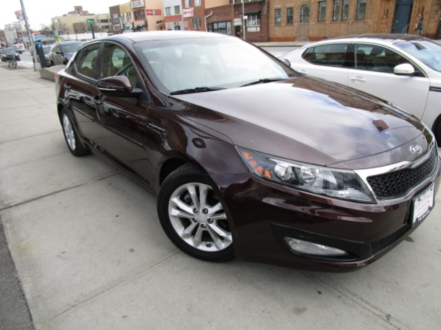 2012 Kia Optima 4dr Sdn 24L Auto LX Hi folks thank you for taking the time out of your busy day a