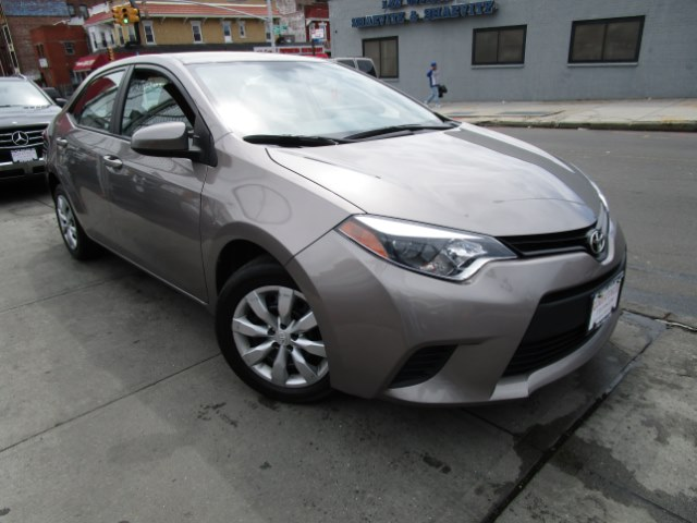 2014 Toyota Corolla 4dr Sdn CVT S Plus Hi folks thank you for taking the time out of your busy day