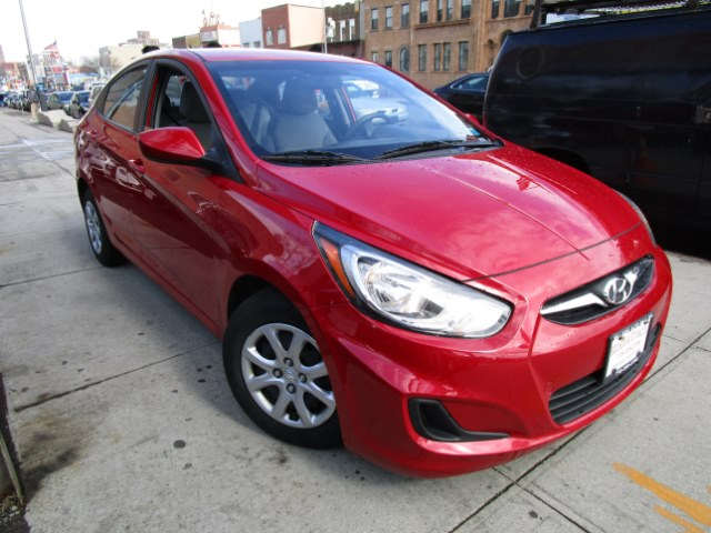 2014 Hyundai Accent 4dr Sdn Man GLS Hi folks thank you for taking the time out of your busy day an