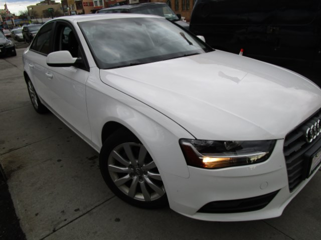 2013 Audi A4 4dr Sdn Auto quattro 20T Prem Hi folks thank you for taking the time out of your bus