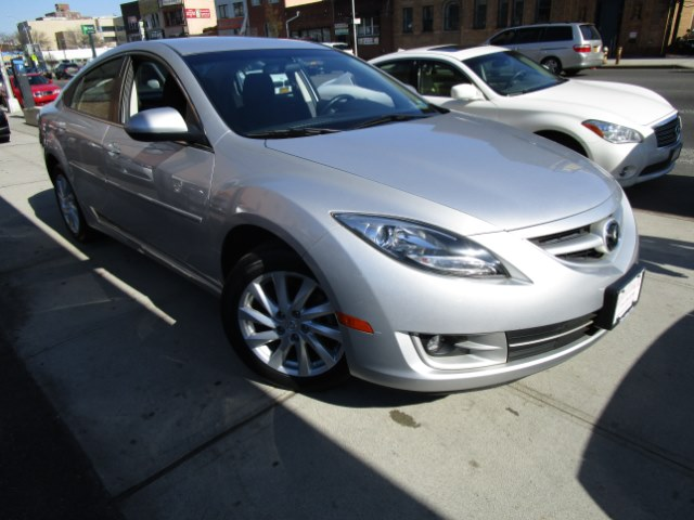 2012 Mazda Mazda6 4dr Sdn Auto i Touring Hi folks thank you for taking the time out of your busy d
