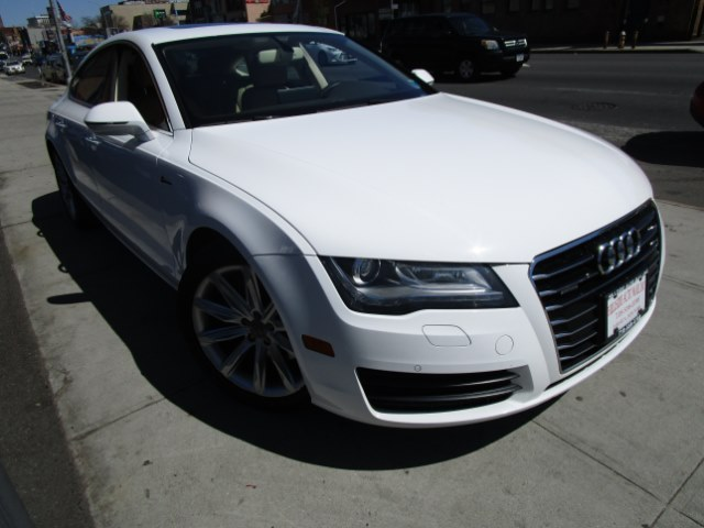 2013 Audi A7 4dr HB quattro 30 Premium Plu Hi folks thank you for taking the time out of your bus