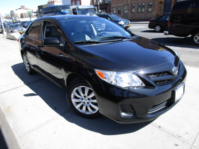 2012 Toyota Corolla 4dr Sdn Auto LE Natl Hi folks thank you for taking the time out of your busy