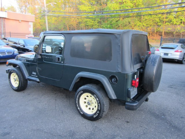 2004 jeep wrangler for sale at unique motor sports 888 396 4536. Cars Review. Best American Auto & Cars Review
