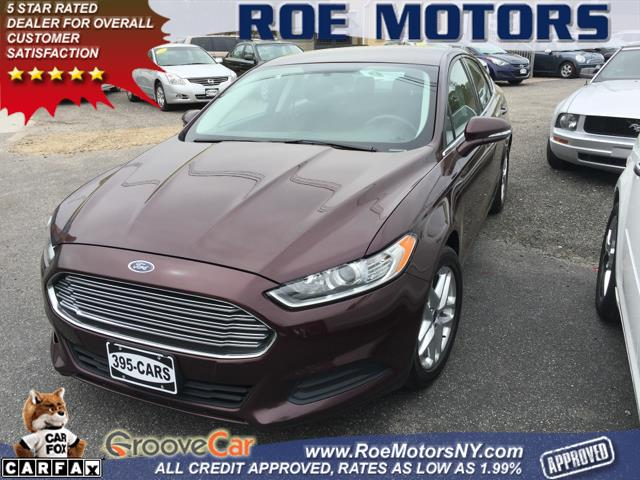 2013 ford fusion ginger ale roe motors ltd