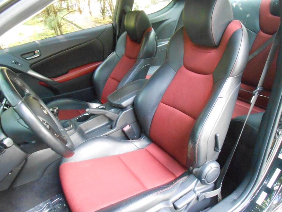 2011 Hyundai Genesis Coupe Bathurst Black Luxury Autos Of Great Neck