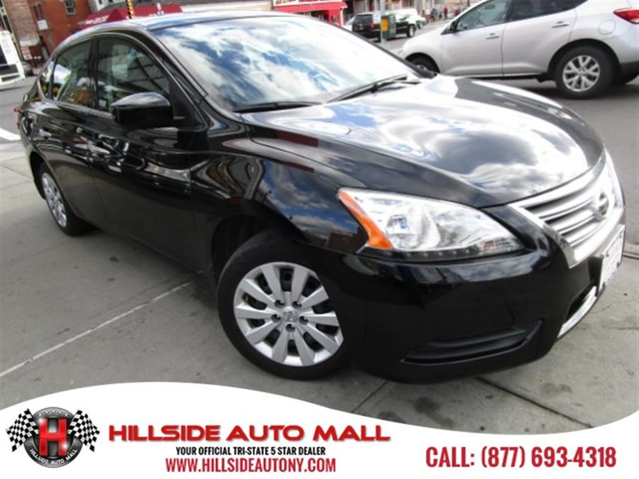 2014 Nissan Sentra 4dr Sdn I4 CVT SV Hi folks thank you for taking the time out of your busy day a