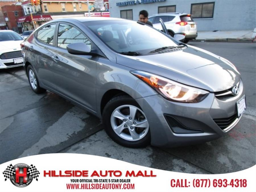 2014 Hyundai Elantra 4dr Sdn Auto SE Alabama Plant Hi folks thank you for taking the time out of