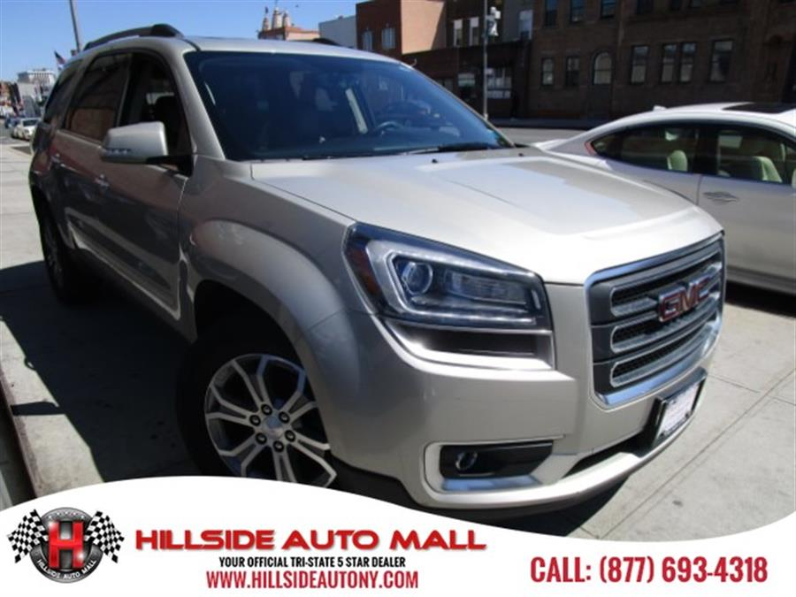 2013 GMC Acadia AWD 4dr SLT wSLT-1 Hi folks thank you for taking the time out of your busy day an