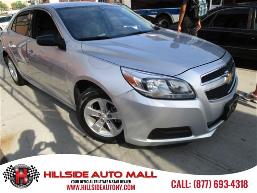 2013 Chevrolet Malibu 4dr Sdn LS w1LS Hi folks thank you for taking the time out of your busy day