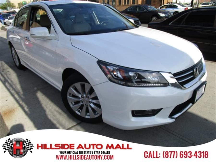 2014 Honda Accord Sedan 4dr I4 CVT EX-L Hi folks thank you for taking the time out of your busy da
