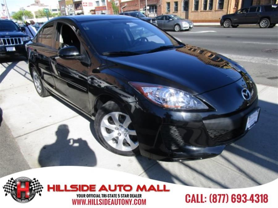 2013 Mazda Mazda3 4dr Sdn Auto i SV Hi folks thank you for taking the time out of your busy day an