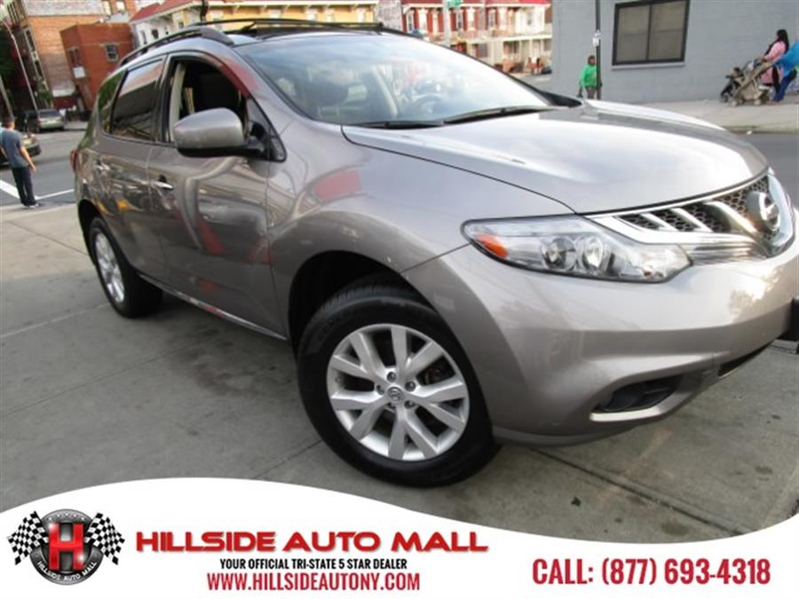 2012 Nissan Murano AWD 4dr SL Hi folks thank you for taking the time out of your busy day and look