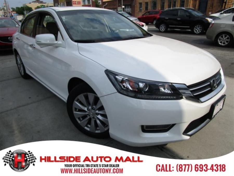 2013 Honda Accord Sdn 4dr I4 CVT EX Hi folks thank you for taking the time out of your busy day an