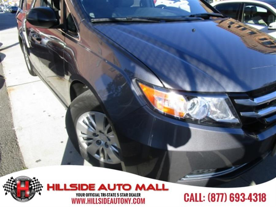 2014 Honda Odyssey 5dr LX Hi folks thank you for taking the time out of your busy day and looking