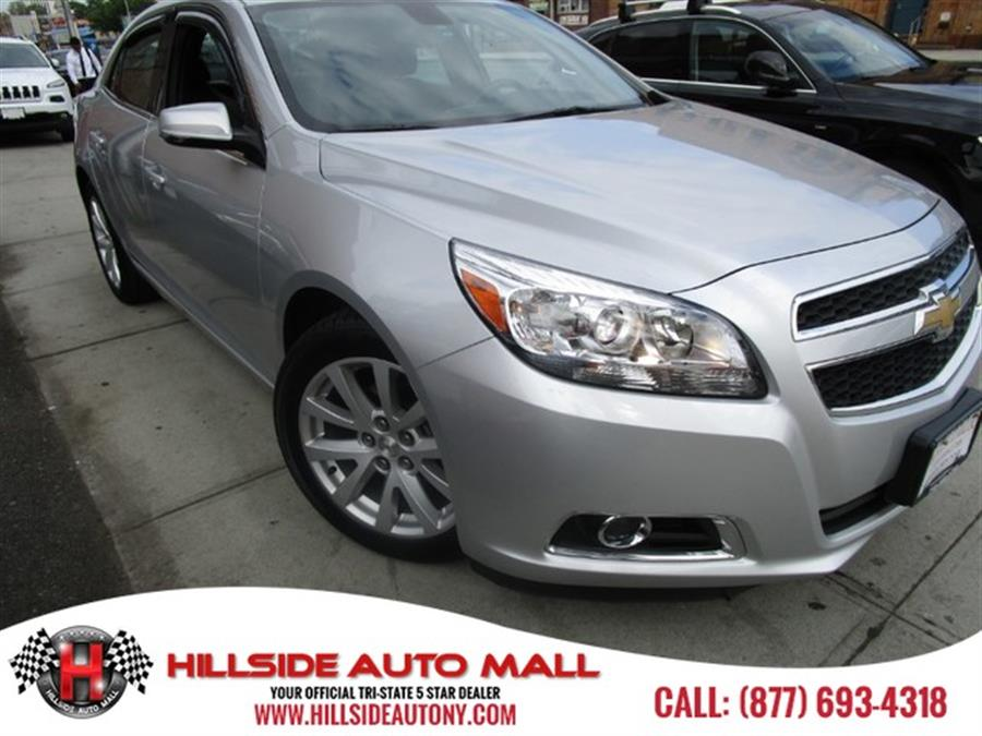 2013 Chevrolet Malibu 4dr Sdn LT w2LT Hi folks thank you for taking the time out of your busy day