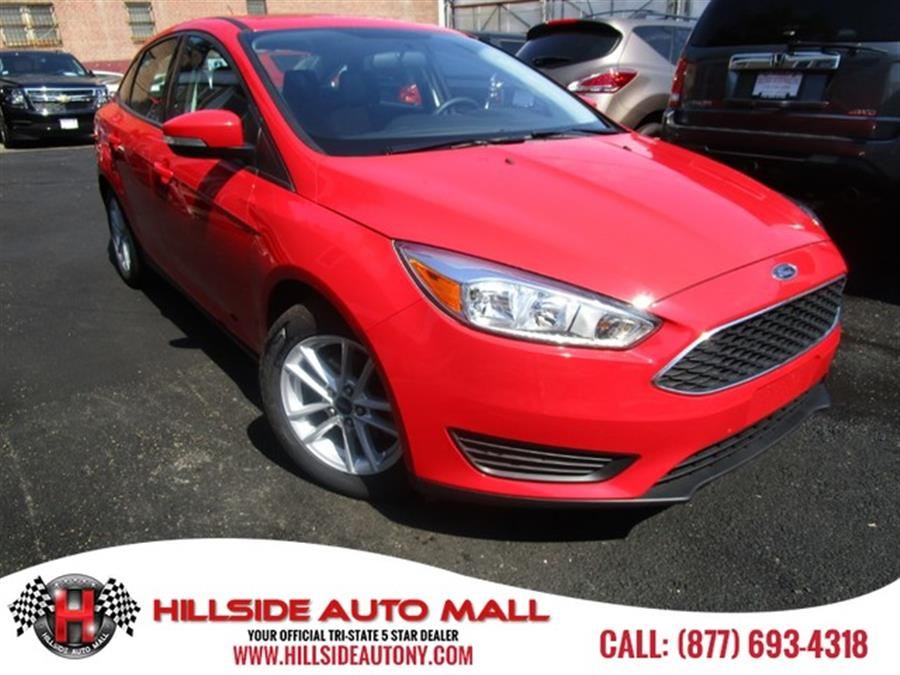 2015 Ford Focus 4dr Sdn SE Hi folks thank you for taking the time out of your busy day and looking