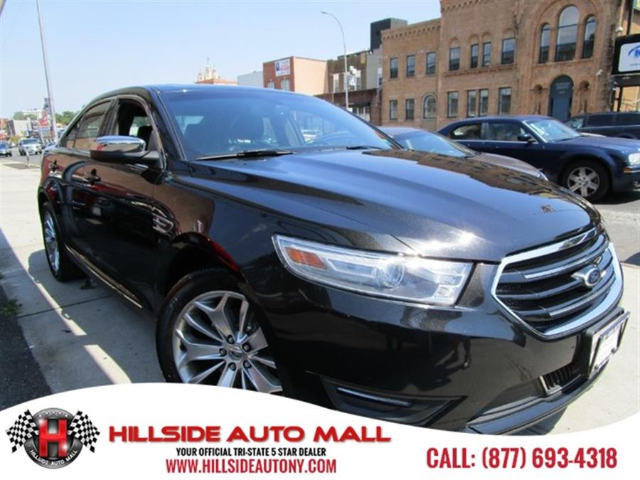 2013 Ford Taurus 4dr Sdn Limited FWD Hi folks thank you for taking the time out of your busy day a