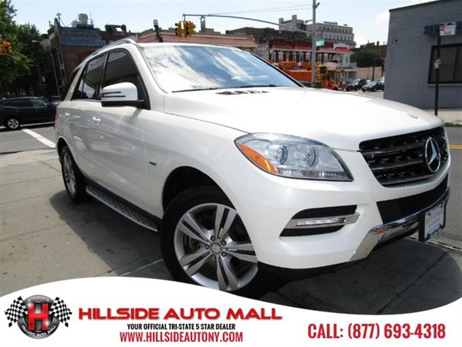 2012 MERCEDES M-Class 4MATIC 4dr ML350 Hi folks thank you for taking the time out of your busy day
