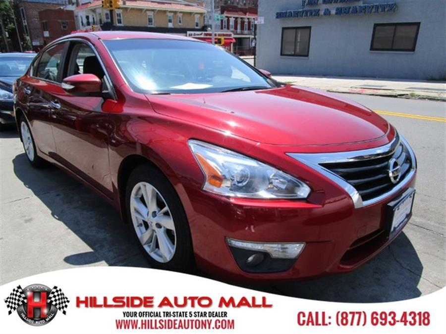 2013 Nissan Altima 4dr Sdn I4 25 S Hi folks thank you for taking the time out of your busy day an