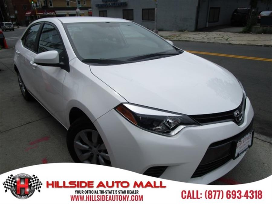 2016 Toyota Corolla 4dr Sdn CVT LE Natl Hi folks thank you for taking the time out of your busy