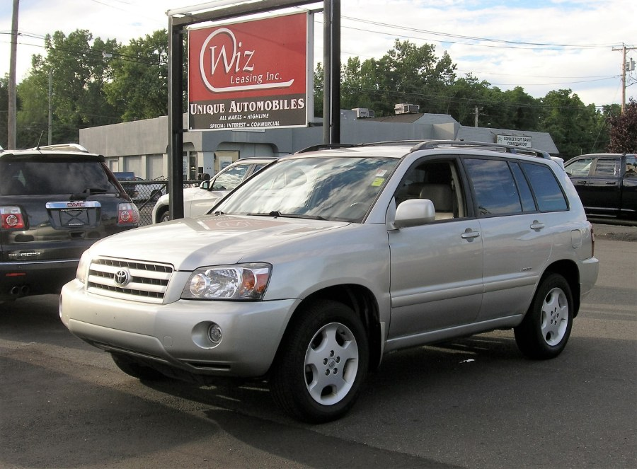 Used 2007 Toyota Highlander, $8298
