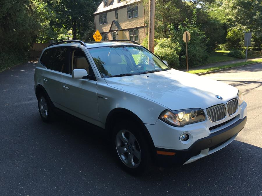 2008 bmw x3 alpine white luxury autos of great neck. Black Bedroom Furniture Sets. Home Design Ideas