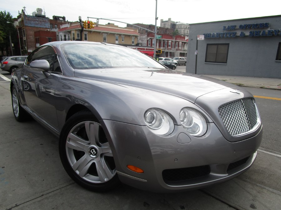 2007 Bentley Continental GT 2dr Cpe Hi folks thank you for taking the time out of your busy day an