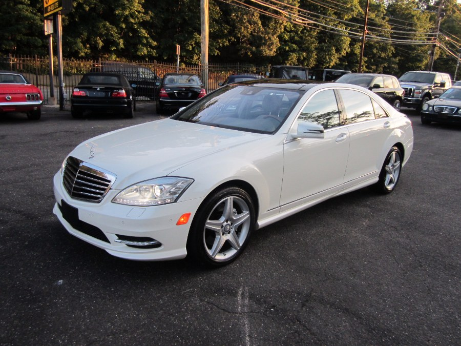 2010 mercedes benz s class diamond white metallic for 2010 mercedes benz s550