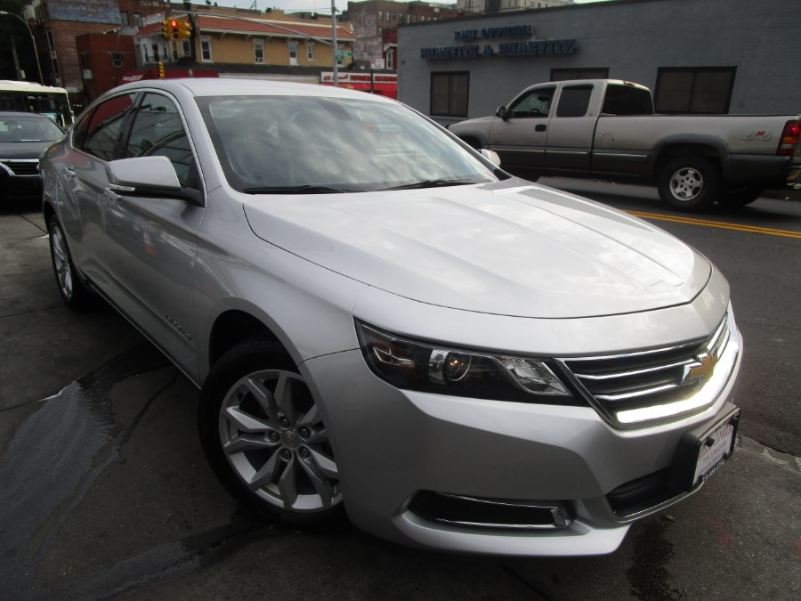 2016 Chevrolet Impala 4dr Sdn LT w2LT Hi folks thank you for taking the time out of your busy day