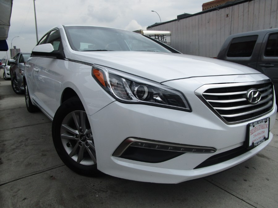 2015 Hyundai Sonata 4dr Sdn 24L SE 4 Cylinder EngineABS4-Wheel Disc Brakes6-Speed ATACAT