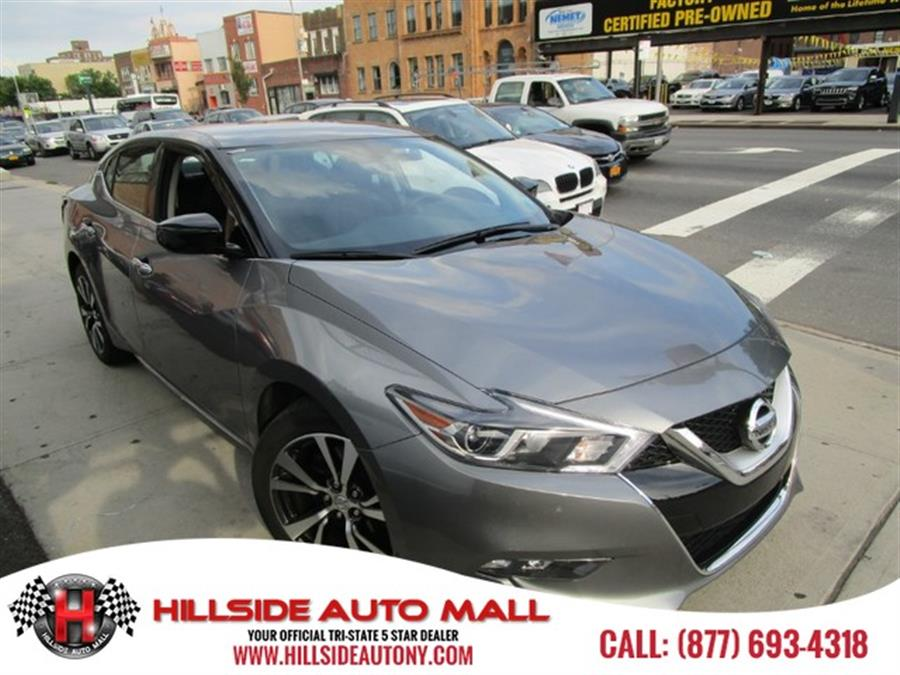 2016 Nissan Maxima 4dr Sdn 35 SL Hi folks thank you for taking the time out of your busy day and