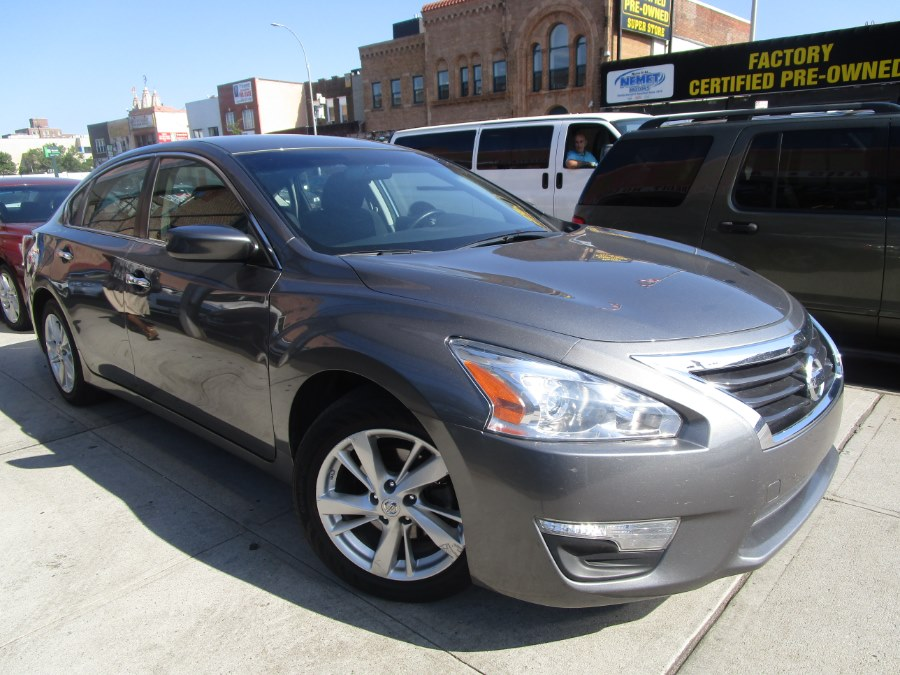 2014 Nissan Altima 4dr Sdn I4 25 SV Hi folks thank you for taking the time out of your busy day a