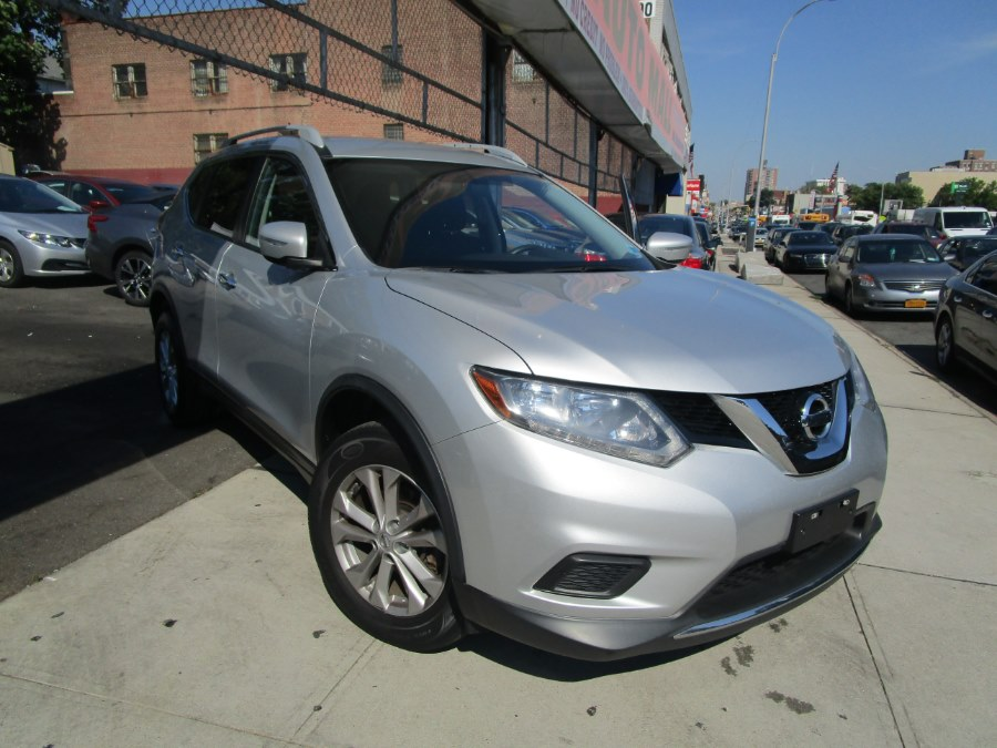 2014 Nissan Rogue AWD 4dr SL Hi folks thank you for taking the time out of your busy day and looki