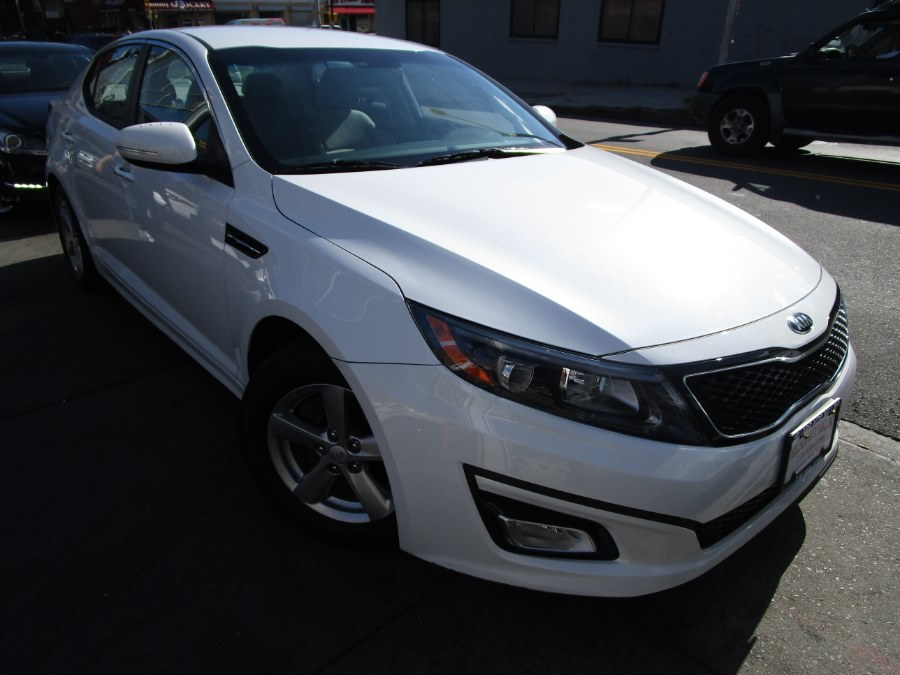 2014 Kia Optima 4dr Sdn LX Hi folks thank you for taking the time out of your busy day and looking