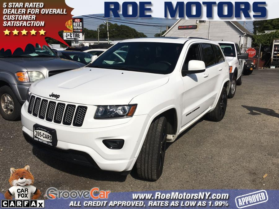 2015 jeep grand cherokee bright white clearcoat roe for Roe motors used cars