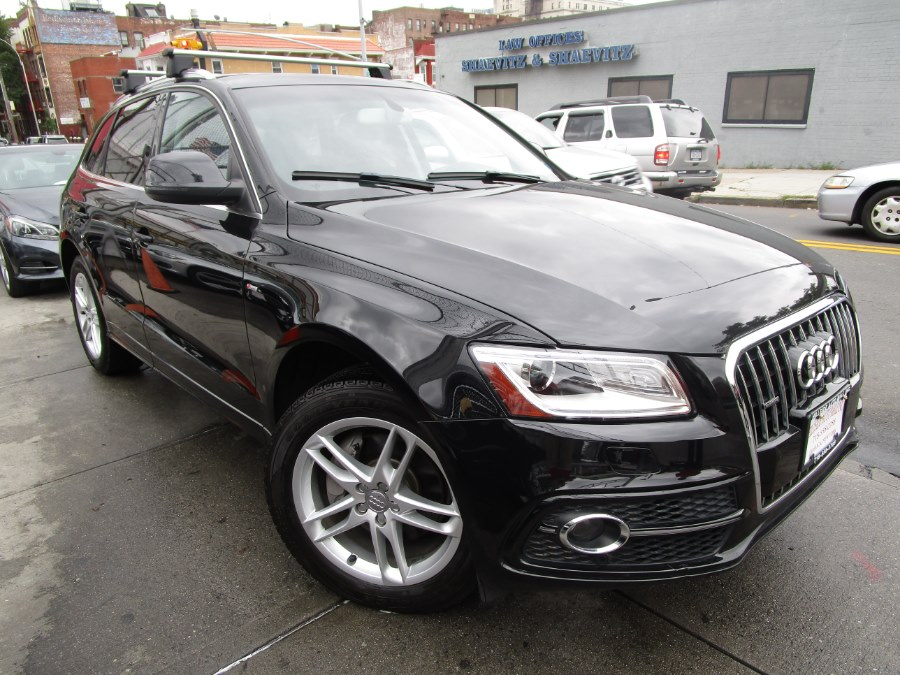 2013 Audi Q5 quattro 4dr 30T Premium Plus Hi folks thank you for taking the time out of your busy