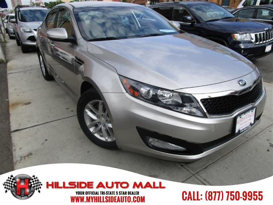 2013 Kia Optima 4dr Sdn LX Hi folks thank you for taking the time out of your busy day and looking