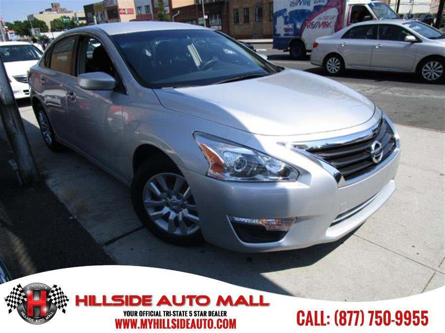 2013 Nissan Altima 4dr Sdn I4 25 SV Hi folks thank you for taking the time out of your busy day a