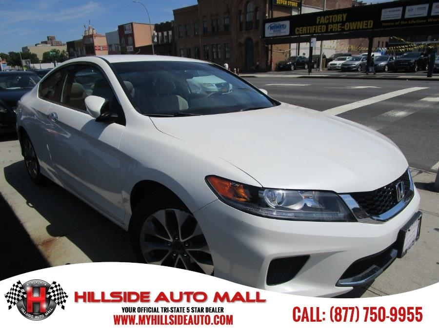 2013 Honda Accord Cpe 2dr I4 Auto LX-S Hi folks thank you for taking the time out of your busy day