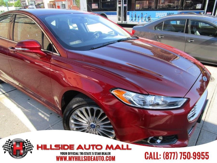 2013 Ford Fusion 4dr Sdn Titanium FWD Hi folks thank you for taking the time out of your busy day